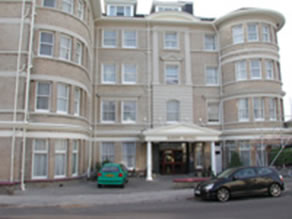 Savoy Hotel in Bournemouth