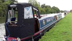 Narrowboat water tank lining and restoration treatment Specialist Coatings GB Ltd