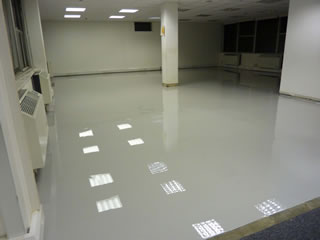 Pentland, Office Floor, After