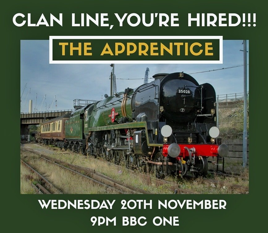 Clan Line on Apprentice