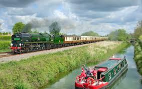 35028 Clan Line. Heritage Steam Railway Steam Locomotive Tender Water Tank Corroded Problems