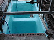 Diosynth: Waste Chemical Effluent Tank Lining