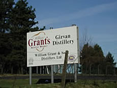 Grants Whisky, Girvan: Fibreglass Tank Food-Grade Epoxy Lining