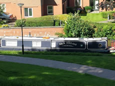 Narrowboat: Water Tank Lining