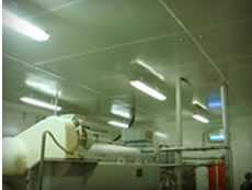 Ocean Products, Seychelles: Food Process Plant Hygienic Coating