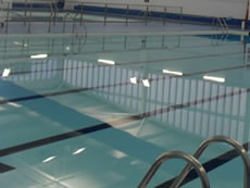 Retford Leisure Centre: Underwater Coating Application