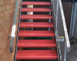 Steps after Anti-slip Resin Flooring Treatment